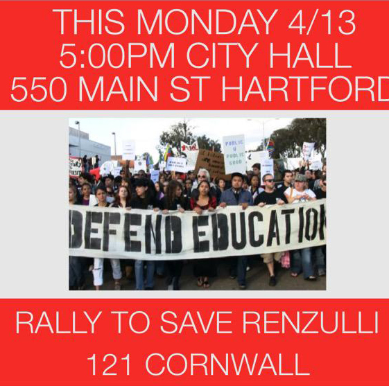 Save Renzulli Rally Image